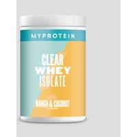 Image of Clear Whey Isolate - 20servings - Mango & Coconut