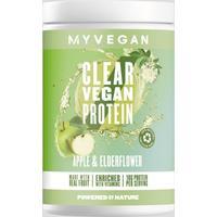 Image of Clear Vegan Protein - 320g - Apple & Elderflower