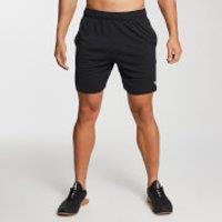 Image of MP Men's Essentials Lightweight Jersey Training Shorts - Black - L