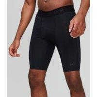 Image of MP Men's Essentials Training Baselayer Shorts - Black - M
