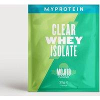 Image of Clear Whey Isolate (Sample) - 25g - Mojito