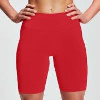 Image of MP Women's Power Cycling Shorts - Danger
