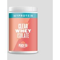 Image of Clear Whey Isolate - 35servings - Peach Tea