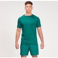 Image of MP Men's Fade Graphic Training Short Sleeve T-Shirt - Energy Green