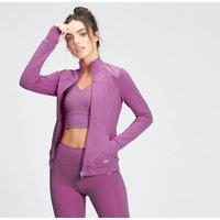 Image of MP Women's Power Mesh Slim Fit Jacket – Orchid - L