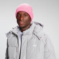 Image of MP Beanie Hat - Candy Floss/White