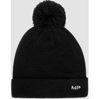 Image of MP Bobble Hat - Black/White