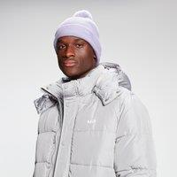 Image of MP Bobble Hat - Lilac/White