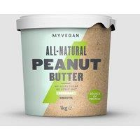 Image of Organic Peanut Butter - 1kg - Smooth