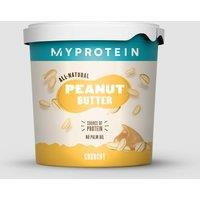 Image of All-Natural Peanut Butter - 1kg - Original - Crunchy