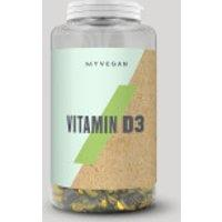 Image of Vegan Vitamin D3 Softgels - 180Capsules