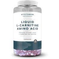 Image of Liquid L-Carnitine Capsules - 90Capsules - Unflavoured