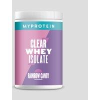 Image of Clear Whey Isolate - 20servings - Rainbow Candy