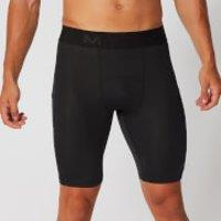 Image of MP Men's Essentials Training Baselayer Shorts - Black