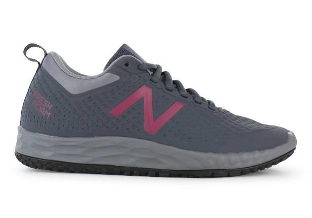 New Balance Industrial Wid806 (D) Womens Grey Berry
