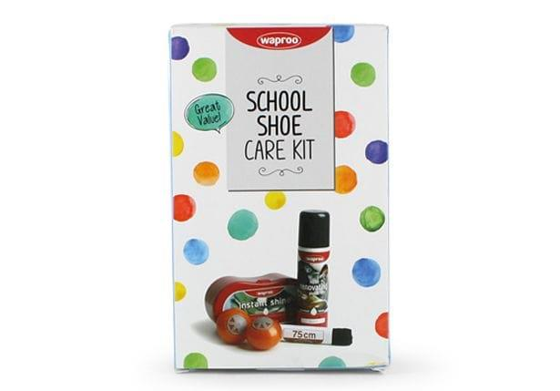 Waproo School Shoe Care Kit