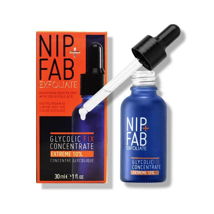 Nip + Fab Glycolic Fix Concentrate Extreme 10% 30ml