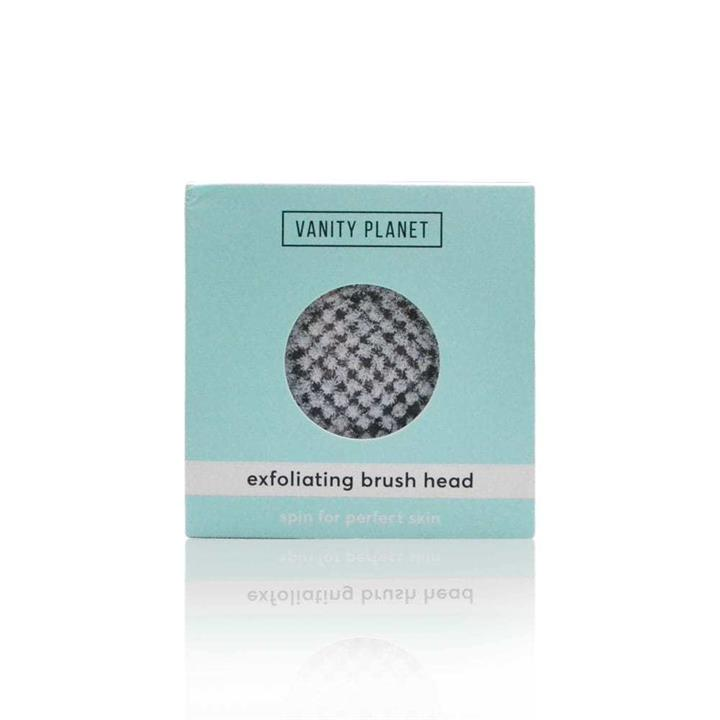 Vanity Planet Spin for Perfect Skin Exfoliating Facial Replacement Brush Head