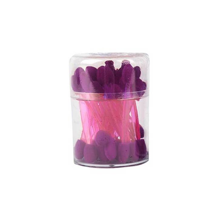 Applicator In Cube 25pk Assorted Colors