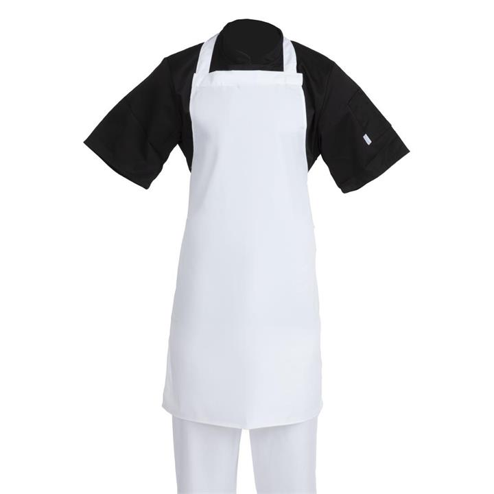 Image of Whites Bib Apron White