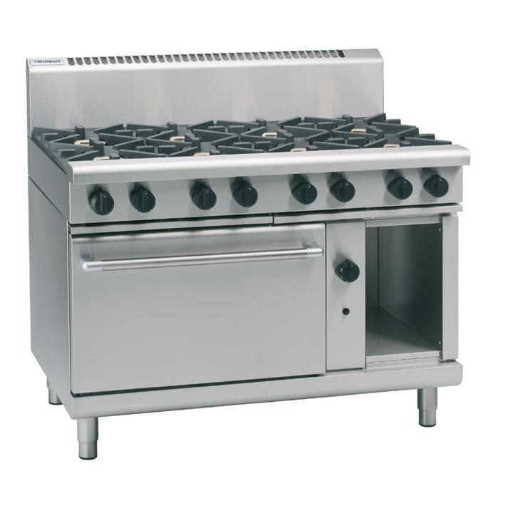 Image of Waldorf by Moffat Waldorf by Moffat 1200mm Oven Range with 6 Burners and Griddle Natural Gas RN8813G