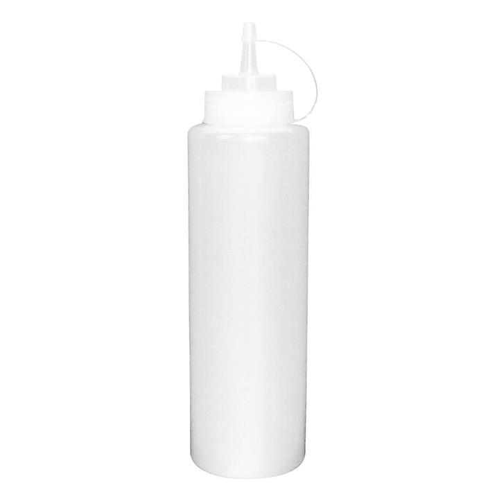 Image of Vogue Vogue Clear Squeeze Sauce Bottle 227ml