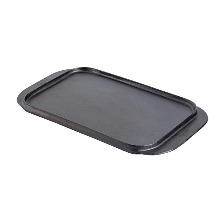 Image of Vogue Reversible Cast Iron Double Griddle Pan