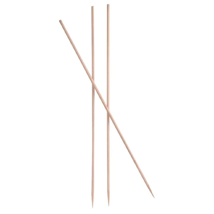 Image of Austraw Pointed Bamboo Skewers 180mm