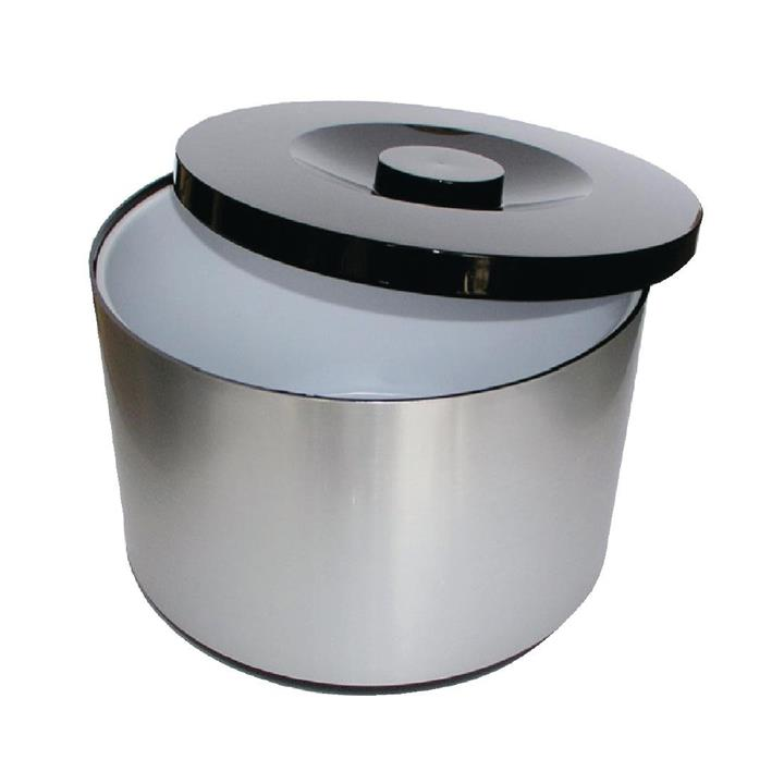 Image of Beaumont Insulated Ice Bucket with Lid 10 Ltr