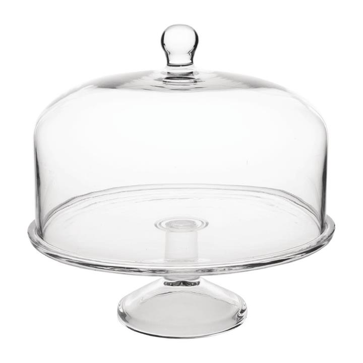 Image of Olympia Glass Cake Stand Base