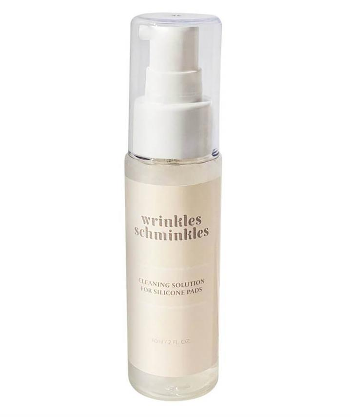 Wrinkles Schminkles Silicone Pads Cleaning Solution - 60ml WS107 Skin Care - Afterpay Available