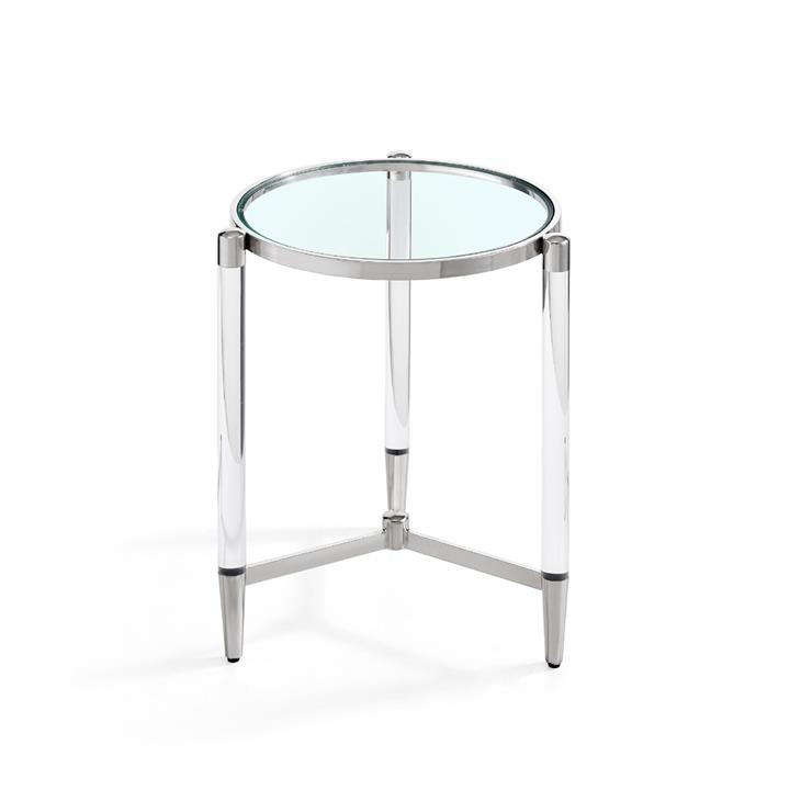Image of Floating Side Table Silver