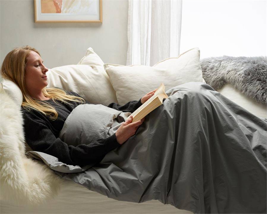 Image of Weighted Calming Blanket 6.8KG Single Bed