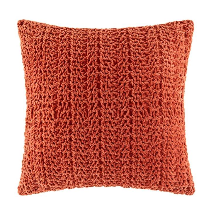 Image of Luna Cushion - Clay Square