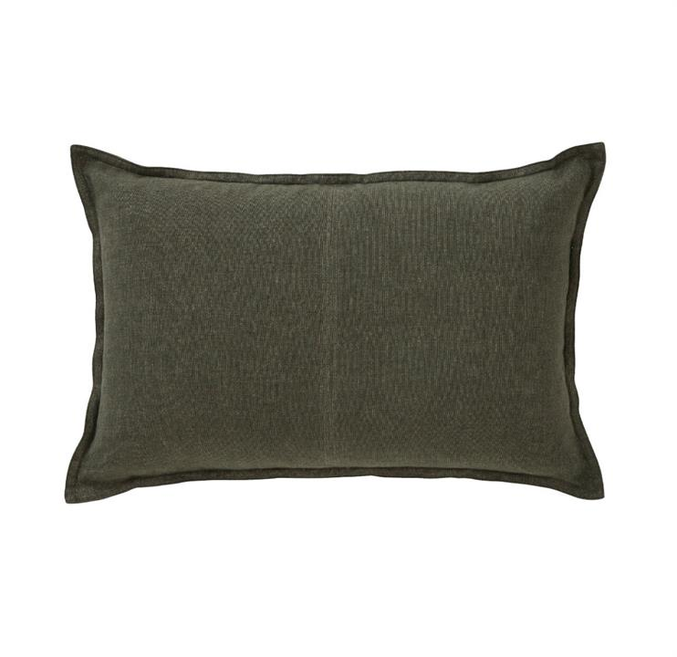 Image of Como Lumbar Cushion - Khaki
