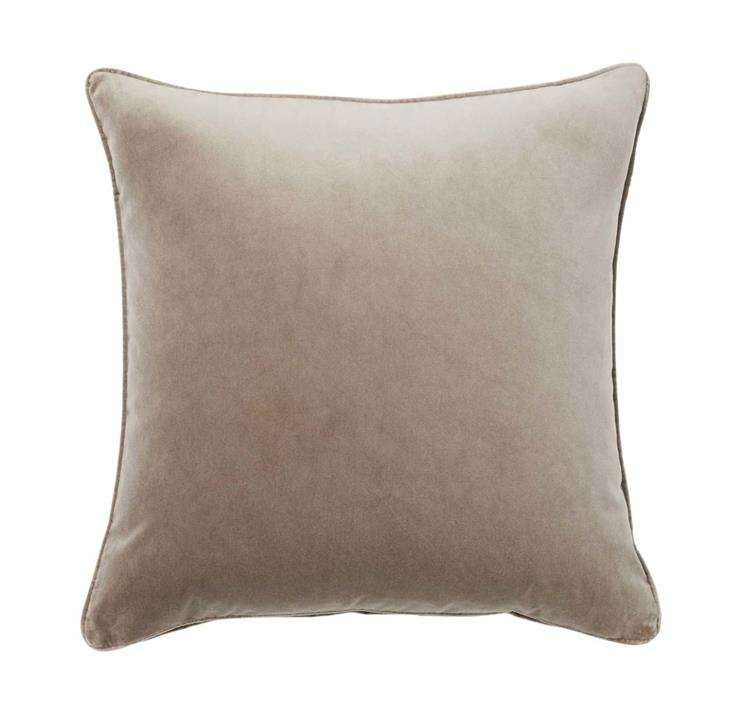 Image of Zoe Cushion - Truffle