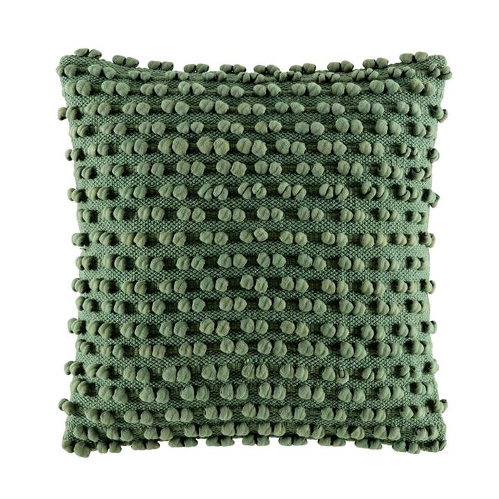Image of Cooper Cushion - Green Square