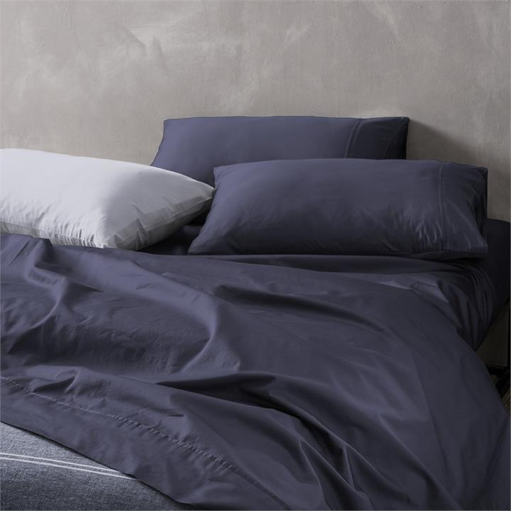 Image of Kas Sheet Set 250x274 - Navy Queen