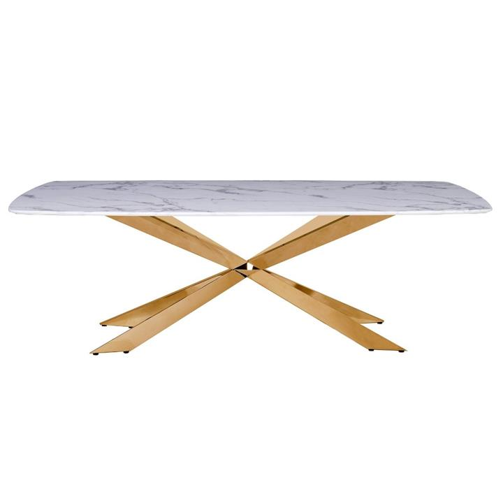 Image of Lanvin Dining Table Gold