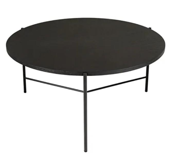 Image of Calypso Large Black Coffee Table