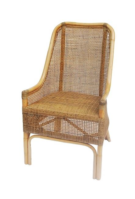 Image of Brunch Rattan Chair Natural