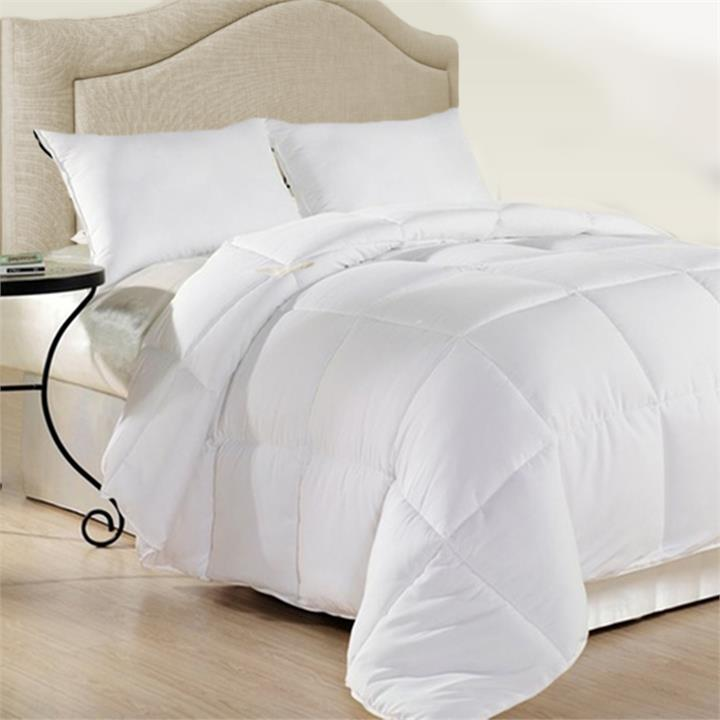 Image of Royal Comfort Duck Feather And Down Quilt Queen 95% Feather 5% Down 500GSM