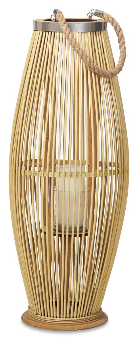 Image of Hanoi Bamboo Lantern Medium - Natural