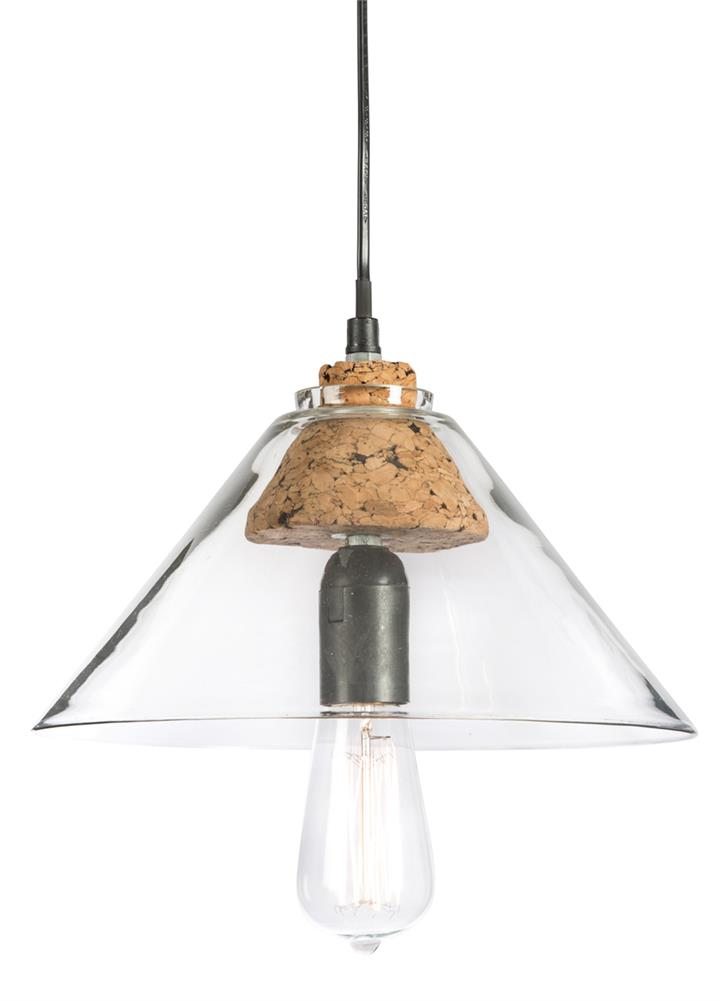 Image of Chic Vintage Ceiling Lamp