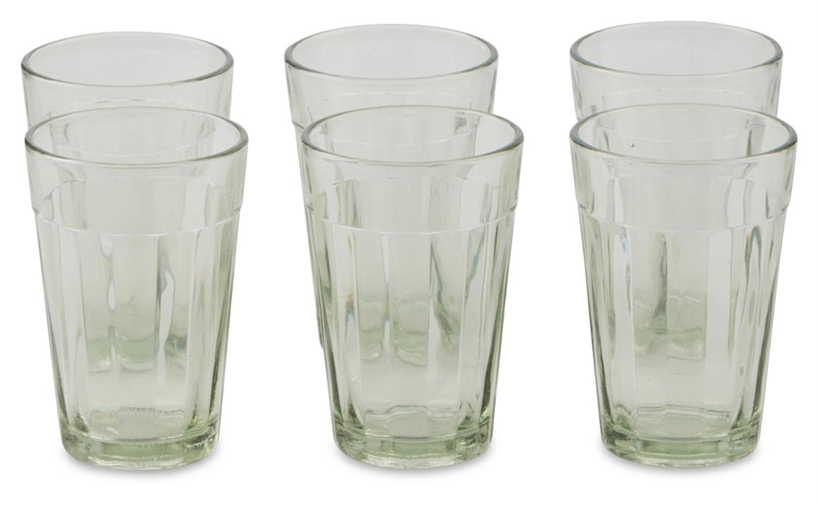 Image of Glass Set of 6