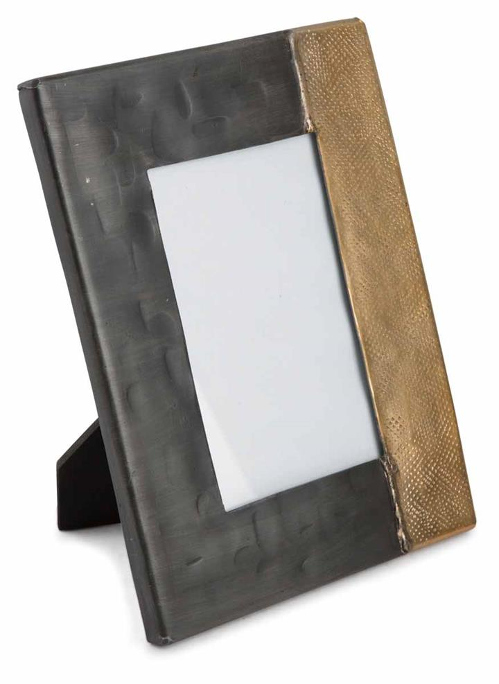 Image of Aluminium Welding Rectangular Photo Frame Small