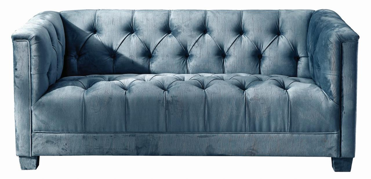 Image of Luxor 2 Seater Teal