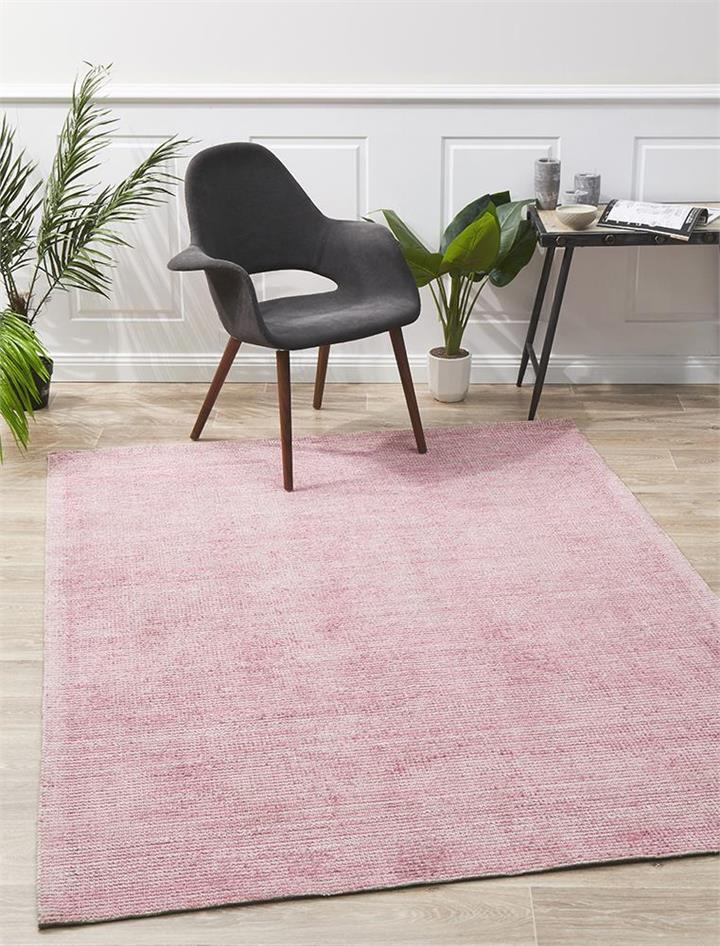 Cloud Rose Cotton Rayon Rug 320X230cm