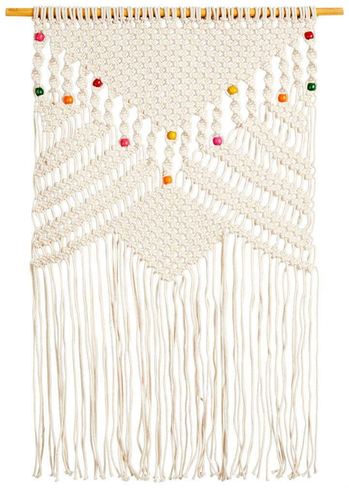 Image of Home 425 Natural Wall Hanging 90x60cm