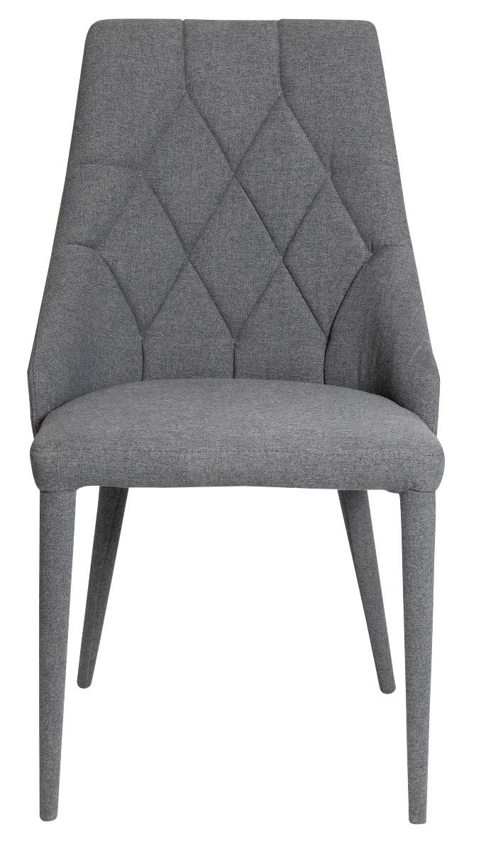 Image of Bergamo Dining Chair Grey